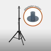 Suporte Mini Tripé Vector Tcm-01-p Para Caixa De Som