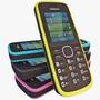 Celular Nokia 110 Colors Mp3 Fm Camera Vga Bluetooth + 4gb