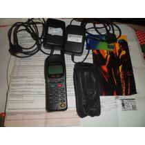 Celular Qualcom Qcp 820 Nota Fiscal Manual Caixa Capa Couro