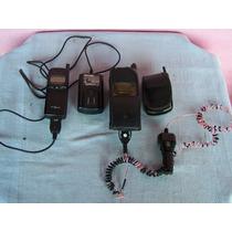 Telefone Celular Motorola. Antigo. Lote Com 3. Funciona.