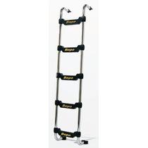 Escada Para Caminhão - 5 Degraus Cromada - Bepo