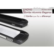Estribo Elegance Nova S10 Cab Dupla 2012 - 2015 - Bepo