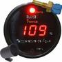 *medidor Temperatura Água Digital Carro Vm +sensor Copo 52mm
