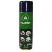 Tinta Spray Azul Motor Uso Geral 300ml Colorart + Brinde