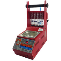 Máquina De Limpeza E Teste Ultrassônico De Bico Cubo. 1 L