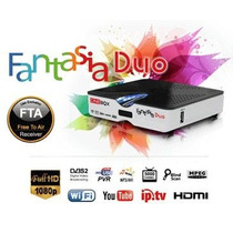 Ci*ne-box Fantasia D*uo Hd , Youtube, Iptv