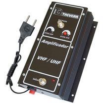 Amplificador De Potencia Thevear 50db De Antena Coletiva 501