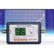 Localizador De Satelite Para Antena Parabólica Sinal Digital