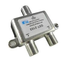 Chave Diseqc Divisor De Antena 2x1 - 950 - 2400 Mhz