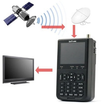Sat Link Finder Ws 6906 Localizador Satelite Digital Satlink