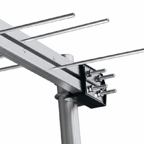 Antena Externa 34 Elementos Para Canais Hdtv E Analógicos