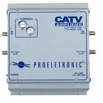Amplificador 50db P/ Prédio Condominio Pqa 7500 Proeletronic