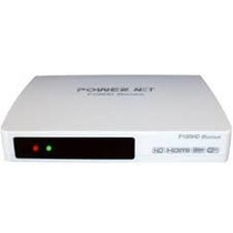 Powernet P100 Hd Platinum - Pronta Entrega