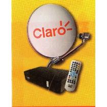 Claro Tv Livre De Mensalidade Completa Instal.sp Litoral