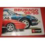 Catálogo Bburago 1998/99 - Semi Novo!