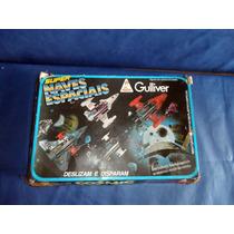 Super Naves Espaciais Gulliver Dos Anos 80 Na Caixa Original
