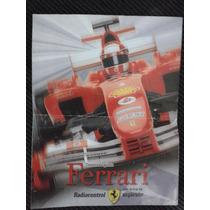 Ferrari F-2004 Rc Planeta De Agostini Leia Todo O Anúncio