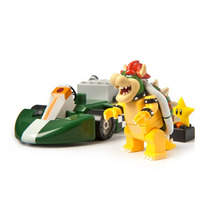 Carrinho Mario Kart Mario Carro Montável Oficial Nintendo