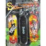 Kit Skate De Dedo Skatepark Com 2 Shapes - Open Trade