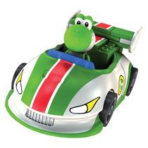 Carrinho Mario Kart Yoshi Carro Montável Oficial Nintendo