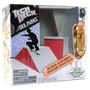 Tech Deck Rampa Sk8 Extrema + 1 Skate De Dedo Lacrada!