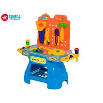 Bancada De Ferramentas Infantil Mini Mecânico Calesita