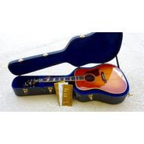 Violão Gibson Hummingbird Usa Zerado Perfeito Aceito Trocas