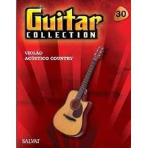 Miniatura Violao Acustico Country Guitar Salvat Nº 30