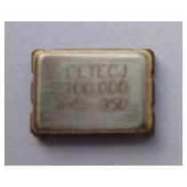 Novo Cristal Oscilador 100.000 Mhz Para Glitcher Corona