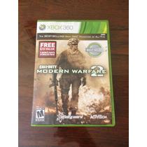Capa Capinha Manual Call Of Duty Modern Warfare 2 Mw2