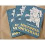 História Universal José De Carvalho E Silva 3 Volumes