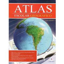 Atlas Escolar Geográfico Edição Atualizada 2013