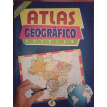 Atlas Geografico Escolar Ed Brasileitura Revista Atualizada