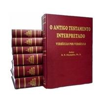Comentários Champlin Obra Completa + Enciclopédia E Dicionár