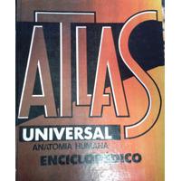 Atlas Universal Enciclopédico Anatomia Humana - 3 Volumes