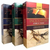 Enciclopédia Estudos De Teologia - 03 Volumes Editora Semeie