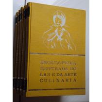 Enciclopédia Ilustrada Do Lar E Da Arte Culinár (sebo Amigo)