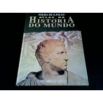 Livro Atlas Da História Do Mundo - Folha De São Paulo
