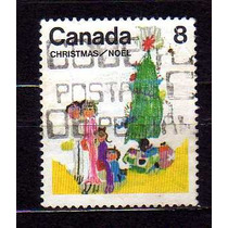Canada 1975 * Natal * Família * Árvore Natal