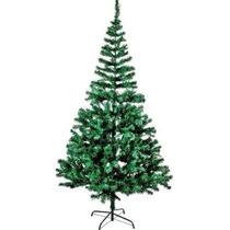 Árvore De Natal Pinheiro Verde 2,10m C/590 Galhos