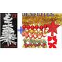 Árvore De Natal Branca Pinheiro 1,2mt 100g+50 Enfeites.alfa.