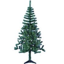 Árvore De Natal Pinheiro Verde 1,20m C/168 Galhos