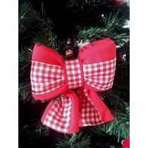 Enfeite / Laço Para Árvore De Natal!