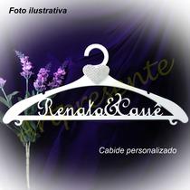 Cabide Personalizado De Acrílico P Noiva Debutante Presente