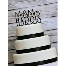 Letras E Nomes Personalizados. Casamentos , Aniversários.