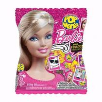 Pilulito Pop Mania Barbie Framboesa