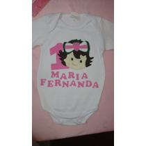 Body Personalizado Moranguinho Baby