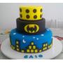 Bolo Falso Batman
