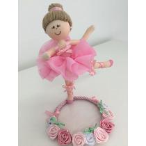 Topo Bolo Bailarina Festa Infantil