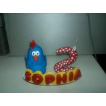 Topo De Bolo Minnie,mikey, Peppa, Frozen,galinha Pint